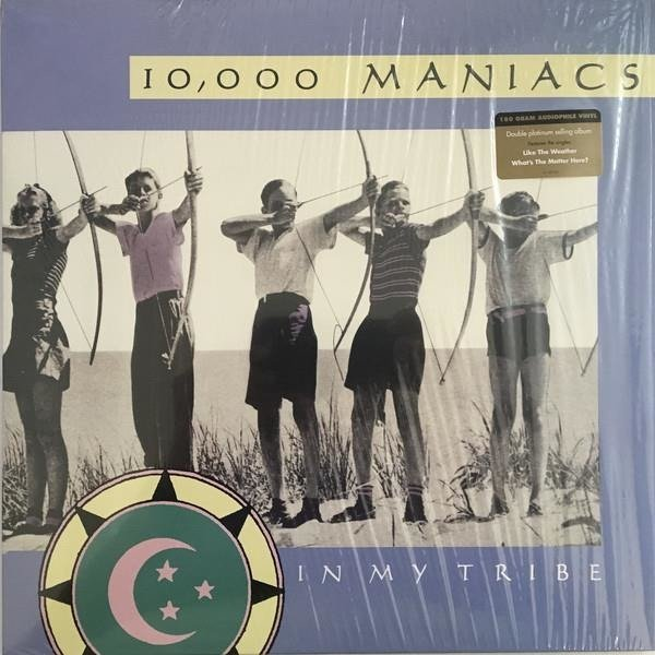 10.000 MANIACS In My Tribe LP