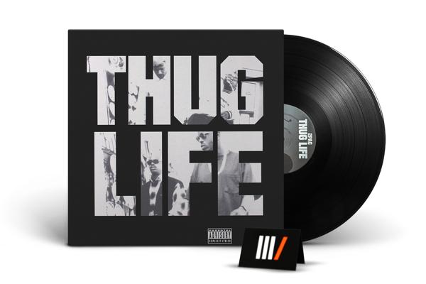 2PAC Thug Life: Volume 1 LP