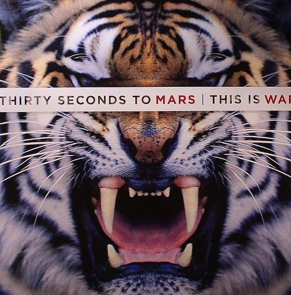 30 SECONDS TO MARS This Is War 2LP+CD