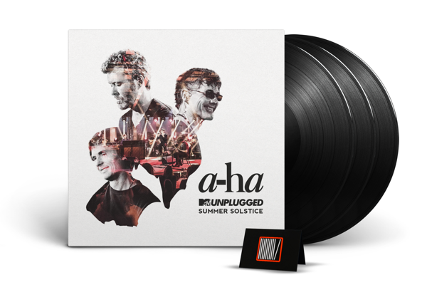 A-HA Mtv Unplugged - Summer Solstics  3LP