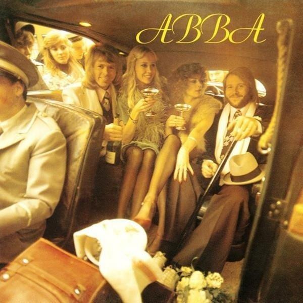 ABBA Abba LP