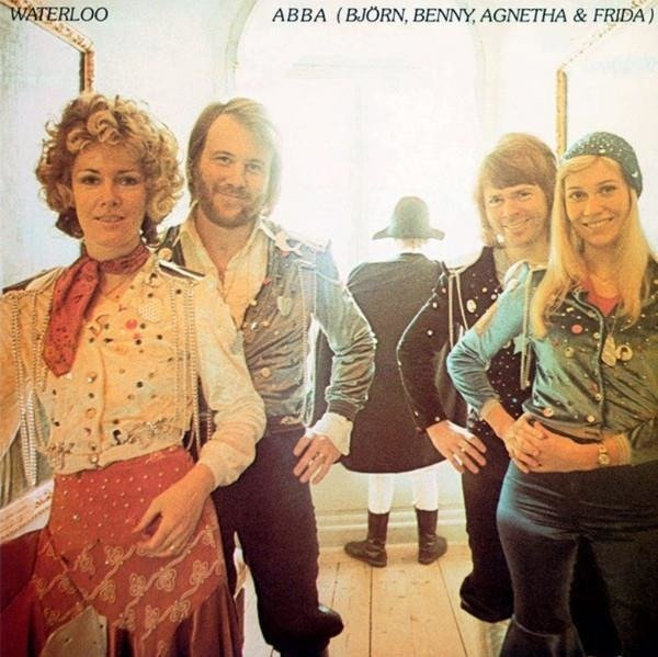 ABBA Waterloo LP