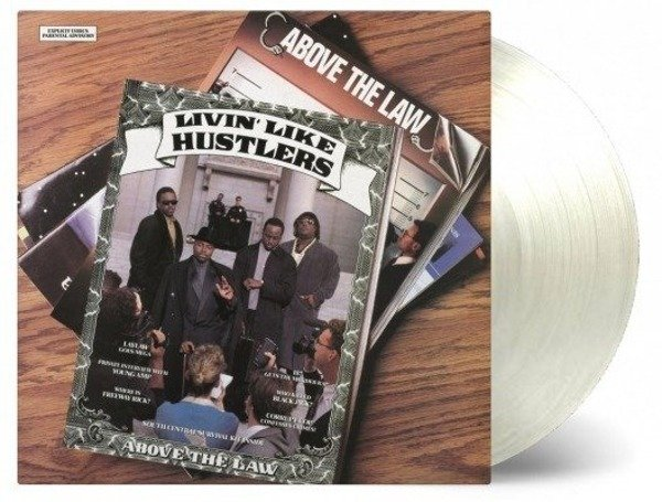 ABOVE THE LAW Livin' Like Hustlers LP
