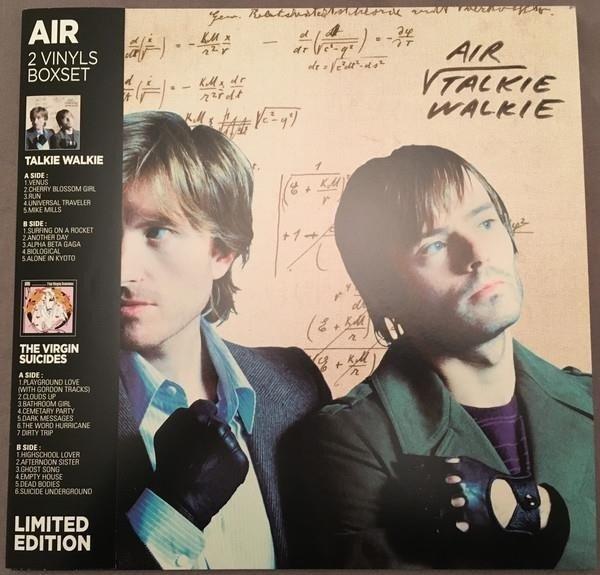 AIR Talkie Walkie / The Virgin Suicides LP