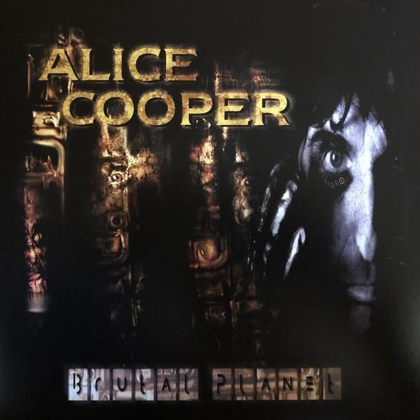 ALICE COOPER Brutal Planet LP+CD