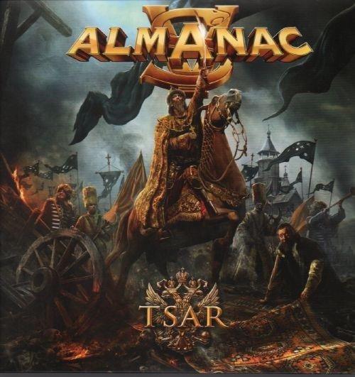 ALMANAC Tsar 2LP