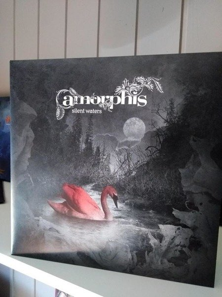 AMORPHIS Silent Waters 2LP