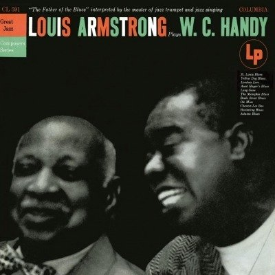 ARMSTRONG, LOUIS Plays W.C. Handy LP