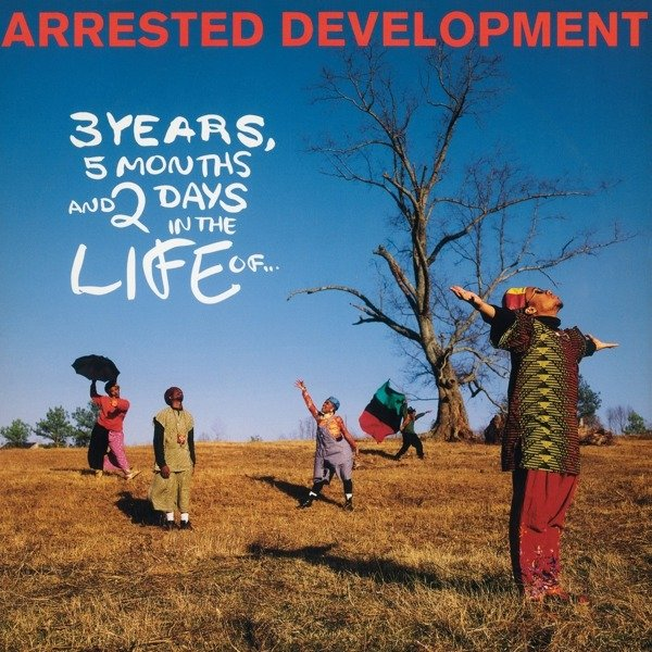 ARRESTED DEVELOPMENT 3 Years, 5 Months and 2 Days In the Life of.. LP