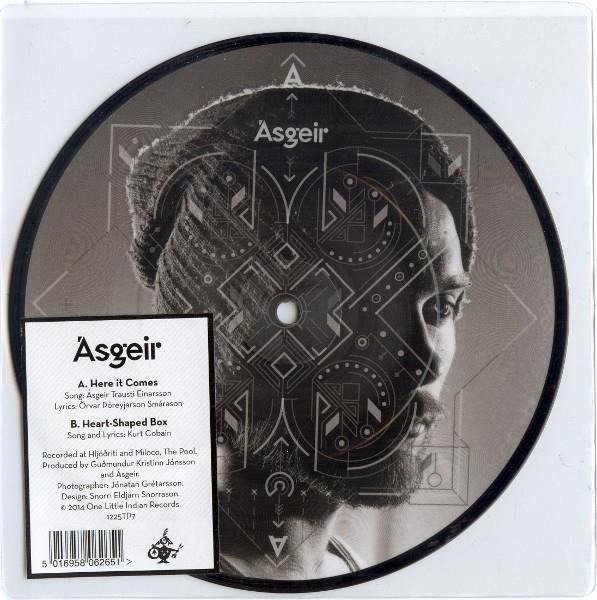 ASGEIR Here It Comes LP