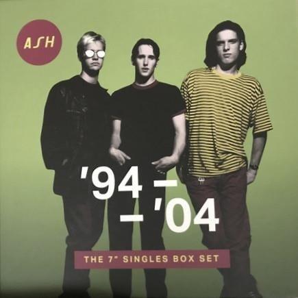 ASH '94 - '04 - The 7'' Singles Box Set 10LP
