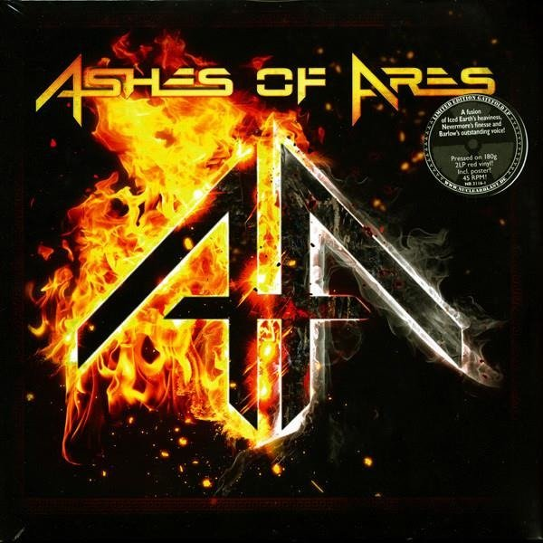 ASHES OF ARES Ashes Of Ares 2LP