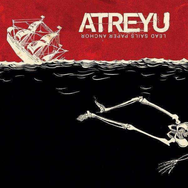 ATREYU Lead Sails Paper Anchor LP