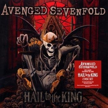 AVENGED SEVENFOLD Hail To The King 2LP