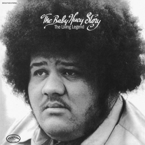 BABY HUEY Living Legend LP