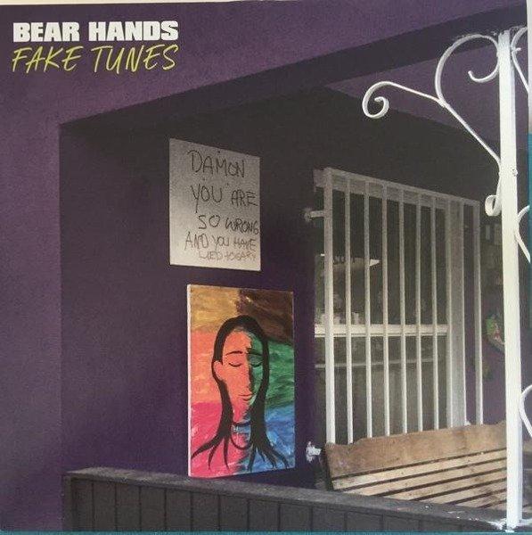 BEAR HANDS Fake Tunes LP