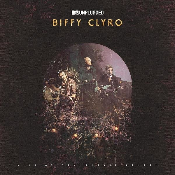 BIFFY CLYRO Mtv Unplugged (LIVE At Roundhouse, London) (DELUXE With 2lp, Cd And Dvd) LP
