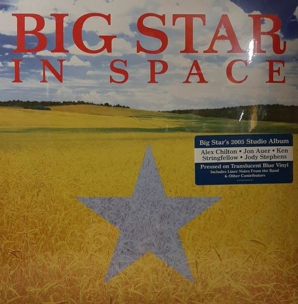 BIG STAR In Space LP