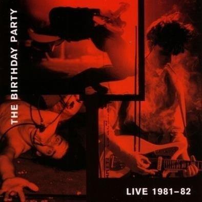 BIRTHDAY PARTY, THE Live Album `81-`82 2LP