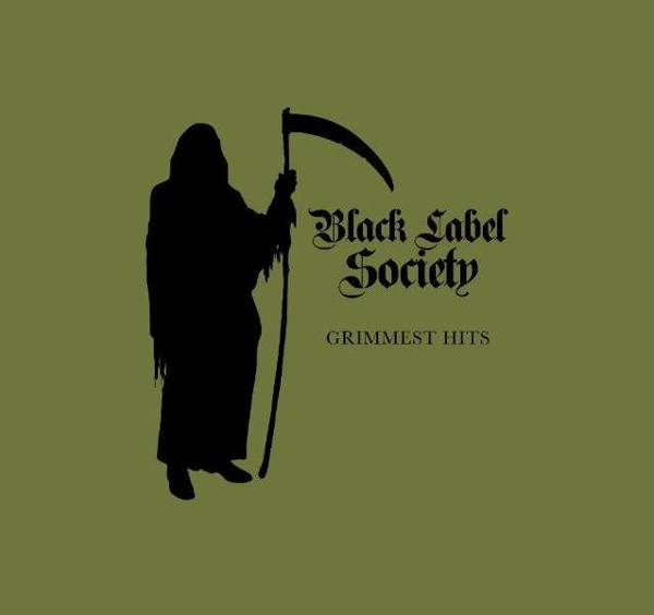 BLACK LABEL SOCIETY Grimmest Hits  2LP