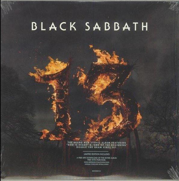 BLACK SABBATH 13 2LP