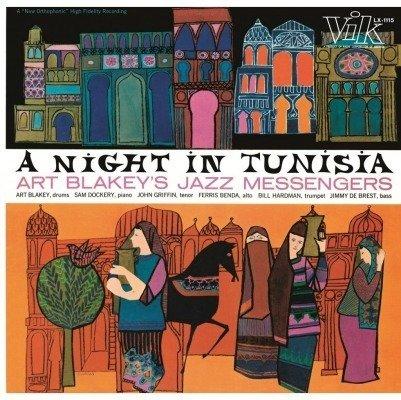BLAKEY, ART & JAZZ MESSEN A Night In Tunisia LP