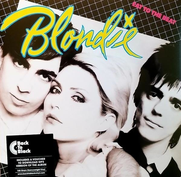 BLONDIE Eat To The Beat LP