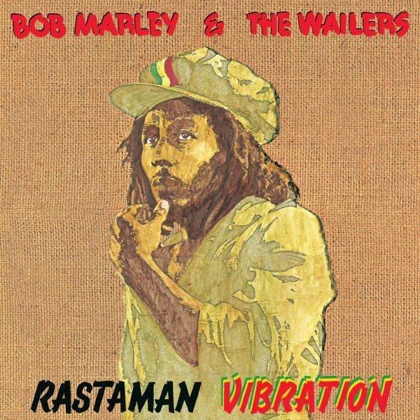 BOB MARLEY & THE WAILERS Rastaman Vibration LP
