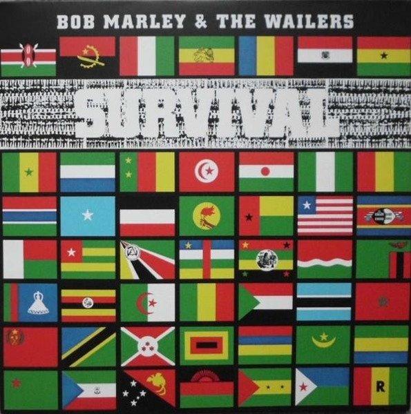 BOB MARLEY & THE WAILERS Survival LP