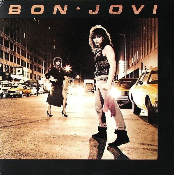 BON JOVI Bon Jovi LP