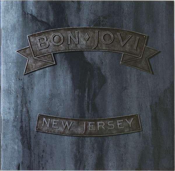 BON JOVI New Jersey  2LP
