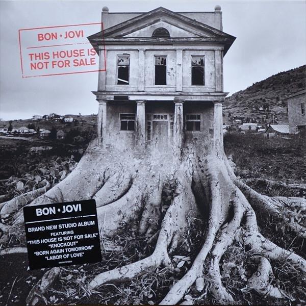 BON JOVI This House Is Not For Sale LP