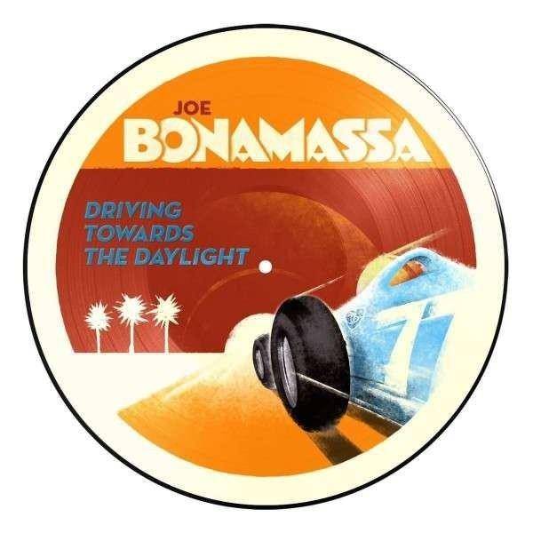 BONAMASSA, JOE Driving Towards The Daylight Picture LP