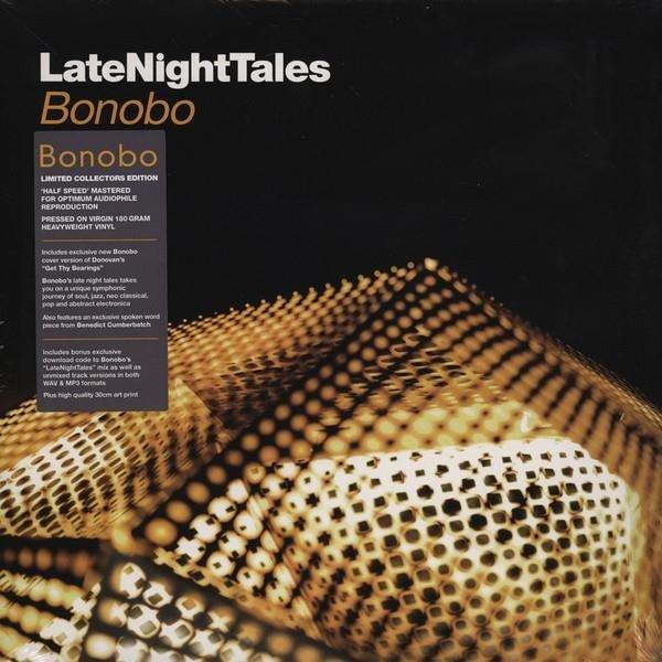 BONOBO Late Night Tales  2LP