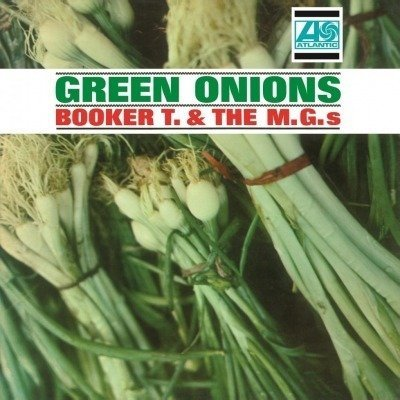 BOOKER T & MG'S Green Onions LP