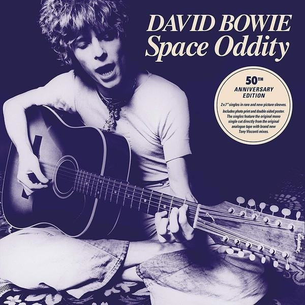 BOWIE, DAVID Space Oddity VINYL SINGLE