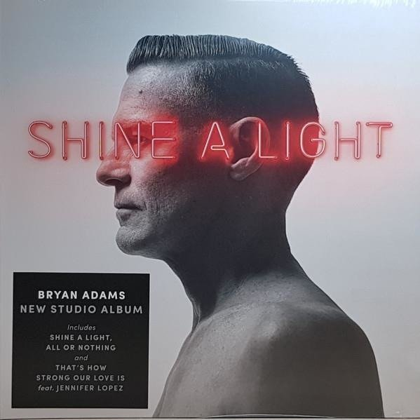 BRYAN ADAMS Shine A Light LP