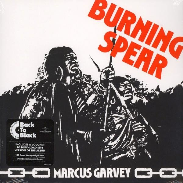 BURNING SPEAR Marcus Garvey LP