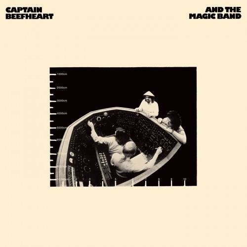 CAPTAIN BEEFHEART Clear Spot LP