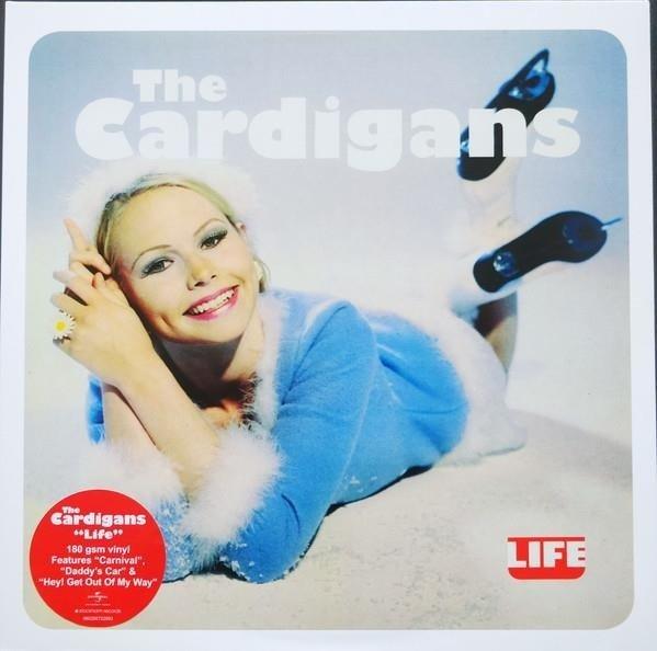 CARDIGANS Life LP