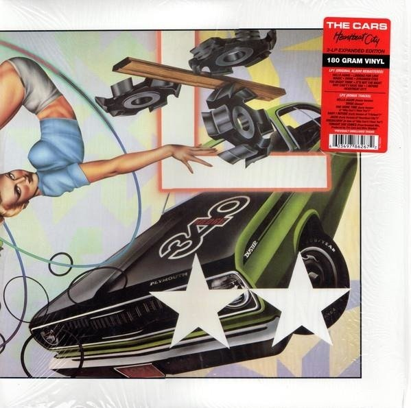 CARS Heartbeat City LP