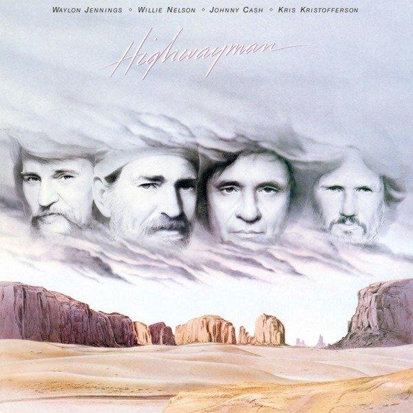 CASH/NELSON/JENNINGS/KRIS Highwayman LP