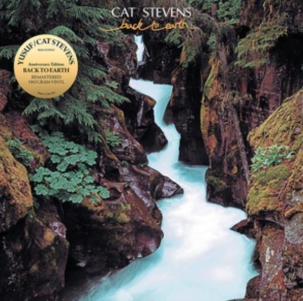 CAT STEVENS Back To Earth LP