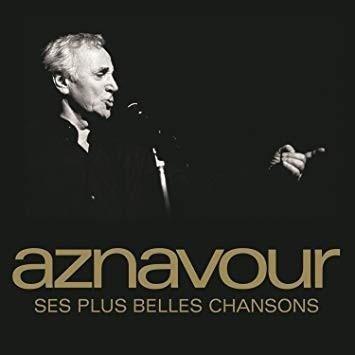CHARLES AZNAVOUR Ses Plus Belles Chansons LP