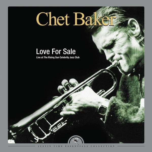CHET BAKER Love For Sale 2LP