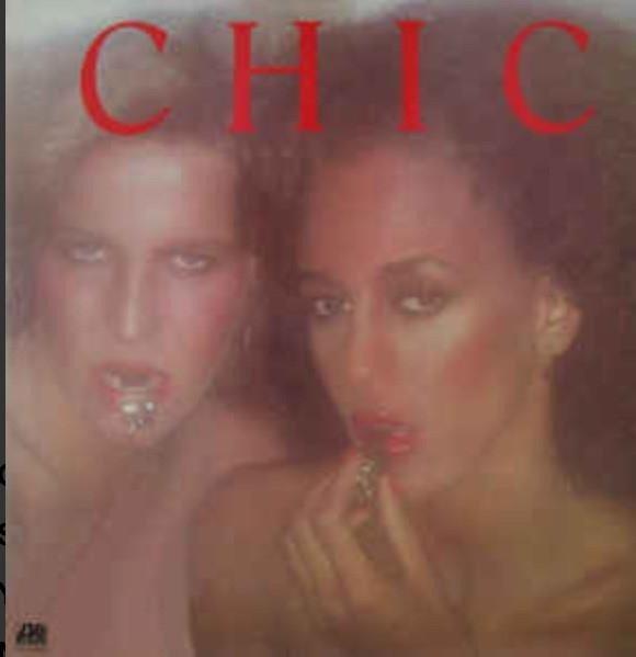 CHIC C'est Chic LP