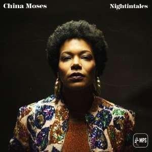 CHINA MOSES Nightintales LP
