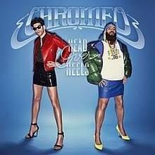 CHROMEO Head Over Heels LP