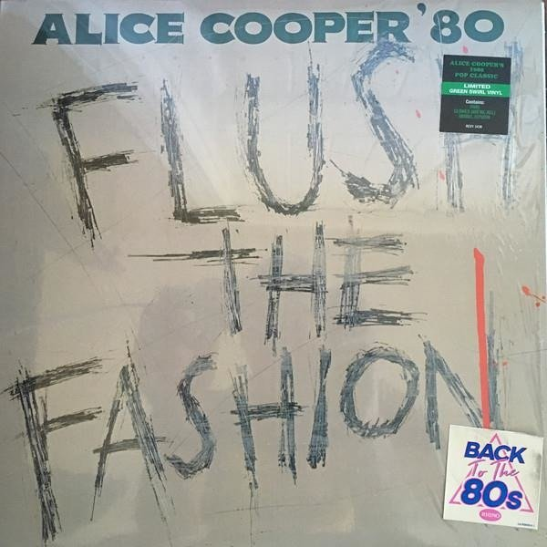 COOPER, ALICE Flush The Fashion LP