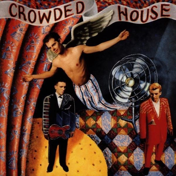 CROWDED HOUSE Crowded House LP